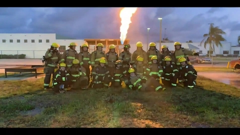 Thumbnail for entry Fire Academy Night Class 119 Graduation - 06.24.21