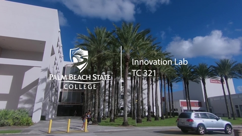 Thumbnail for entry Innovation Lab | TC 321