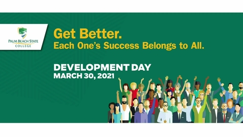 Thumbnail for entry PBSC Development Day - General Session - 03.30.21