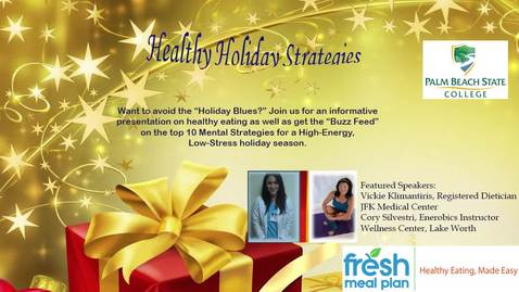 Thumbnail for entry Healthy-Holiday-Strategies