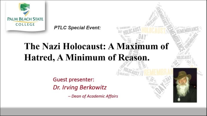 Holocaust Remembrance Day 2015