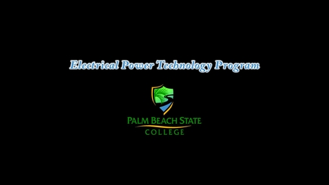 Thumbnail for entry Electrical Power Technology - Pedro Borba
