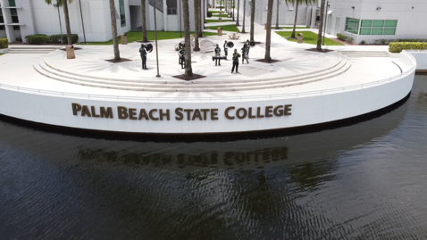 Thumbnail for entry PBSC Drumline Special Tribute to Fall 2020 Graduates
