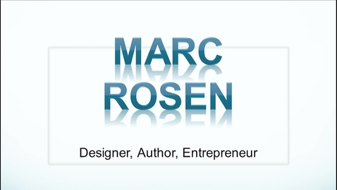 Thumbnail for entry PTLC Presents: Marc Rosen