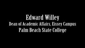Thumbnail for entry 2015 Convocation - Dean Edward Willey
