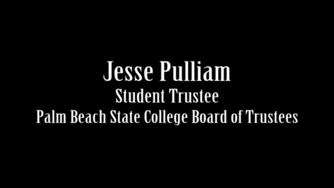 Thumbnail for entry 2015 Convocation - Jesse Pulliam