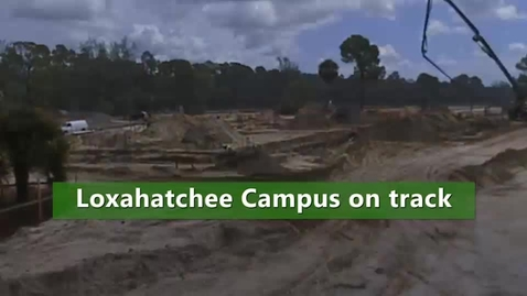 Thumbnail for entry Loxahatchee Time-lapse Short