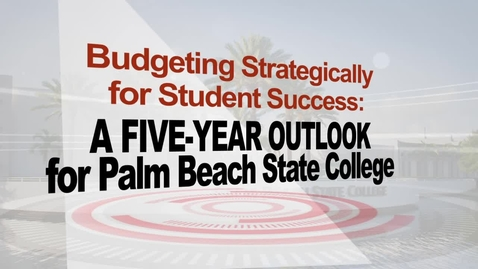 Thumbnail for entry 5 Year Strategic Plan