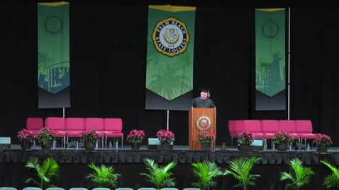 Thumbnail for entry Fall Commencement 2018 - Morning Ceremony