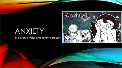 Thumbnail for entry Lunch & Learn 9-19 :Anxiety