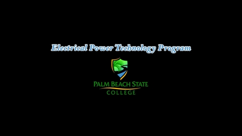 Thumbnail for entry Electrical Power Technology - Mason Carpenter