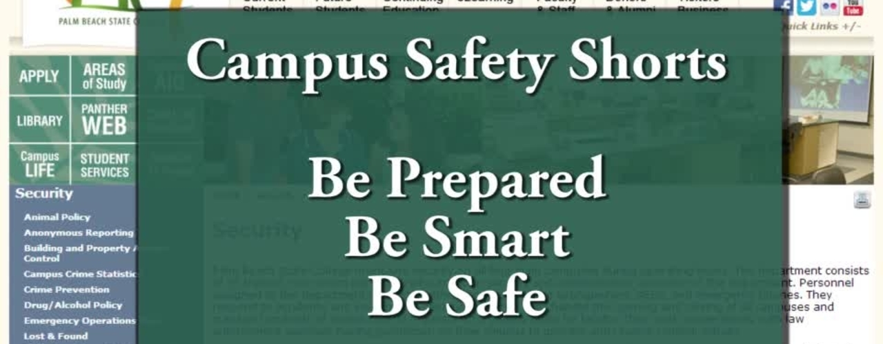 Campus Safety Shorts