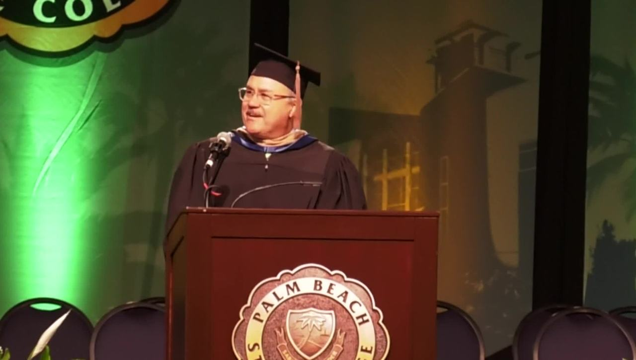 Spring 2019 Commencement - Morning