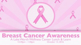 Thumbnail for entry Lunch and Learn: Breast Cancer Awareness