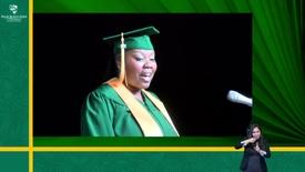 Thumbnail for entry Tia Barnett's winning Essay - Commencement Address Spring 2015 - 2 p.m