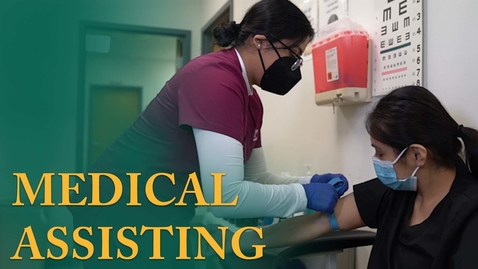 Thumbnail for entry PBSC Medical Assisting Program