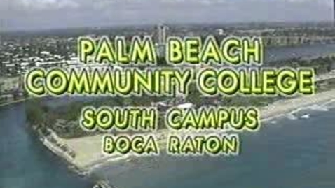 Thumbnail for entry 5-13176 Palm Beach Community College South Campus Advertisement