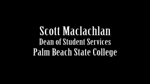 Thumbnail for entry 2015 Convocation - Dean Scott Maclachlan