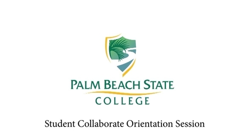 palm beach state blackboard