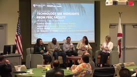 Thumbnail for entry Technology Summit - Faculty Panel Discussion