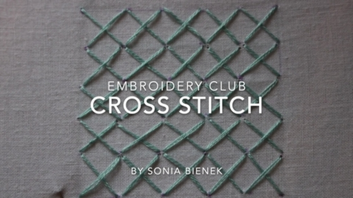 Thumbnail for channel Embroidery Club
