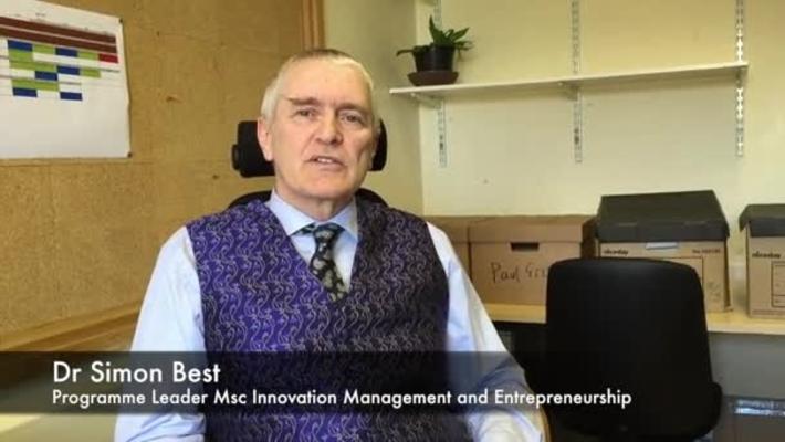 AEE promo: Dr Simon Best