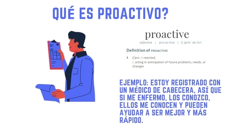Thumbnail for entry 21-22: The Uni Doctor - proactive healthcare (Spanish)