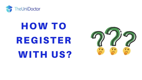 Thumbnail for entry 21-22: How to register with The Uni Doctor