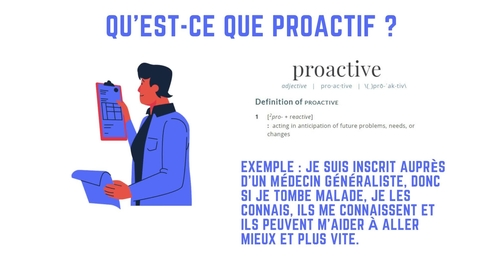 Thumbnail for entry 21-22: The Uni Doctor - proactive healthcare (French)