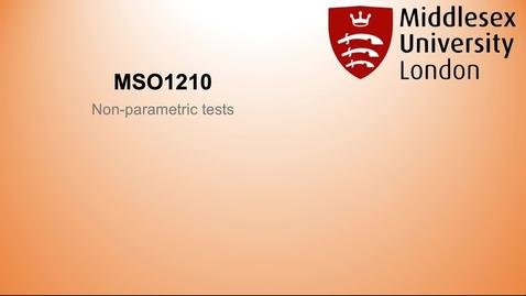 Thumbnail for entry 051 Non parametric data