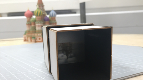 Thumbnail for entry Camera Obscura construction