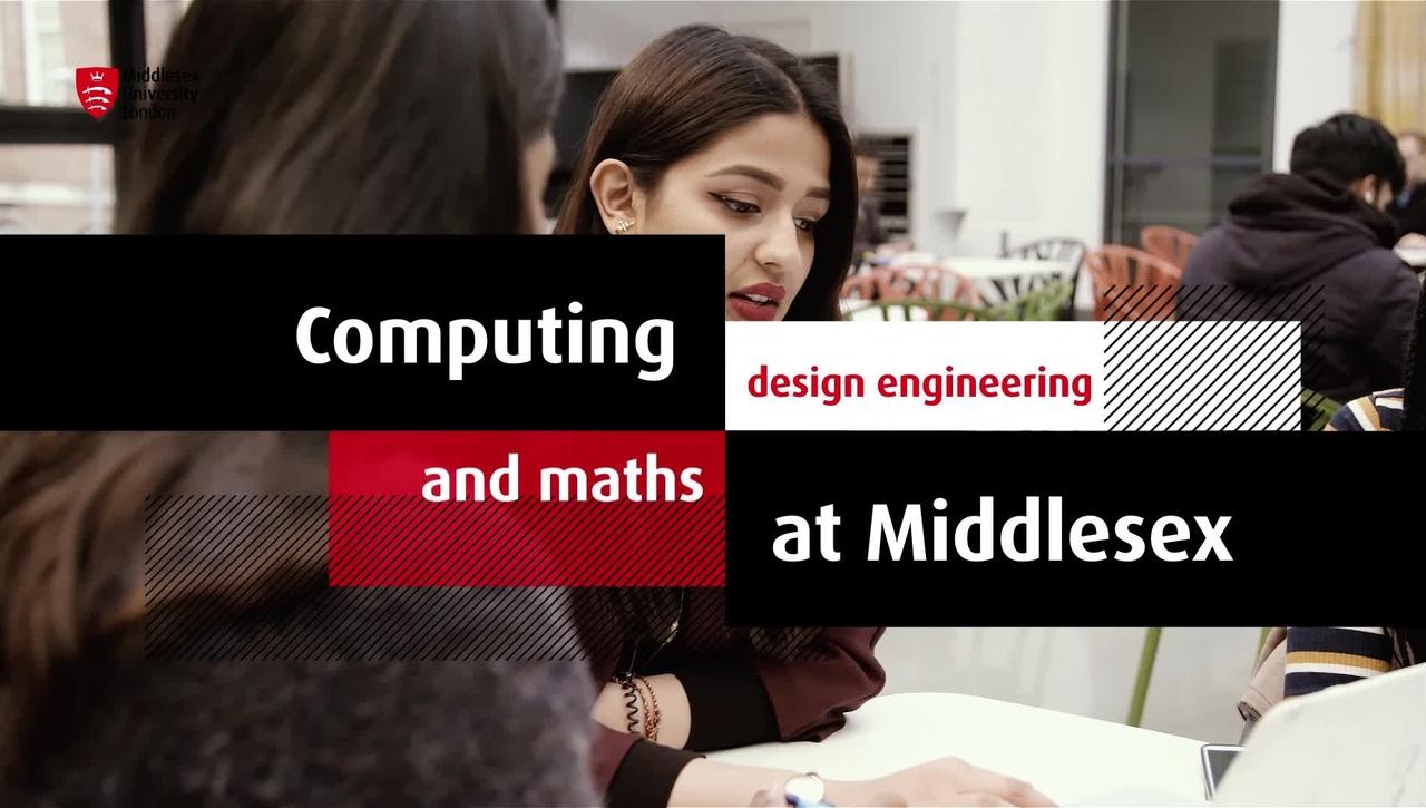 Study computing and DEM at MDX