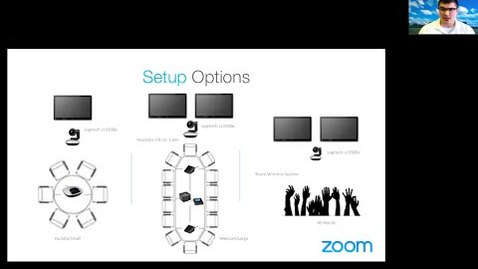 Thumbnail for entry Technology Webinar: All About Zoom Rooms