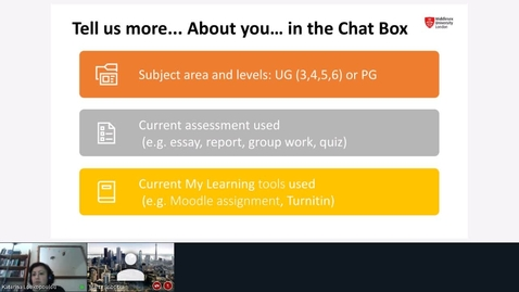Thumbnail for entry CAPE Continuity of Learning e-Assessment