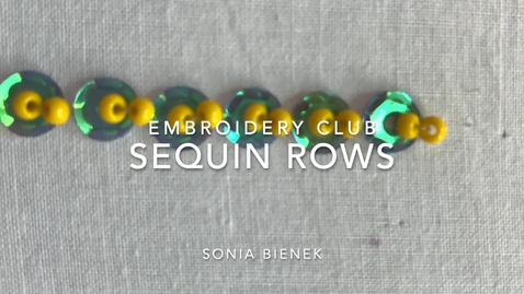 Thumbnail for entry Sequin Rows