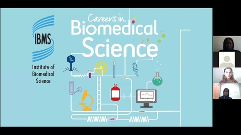 Thumbnail for entry Institute of Biomedical Science