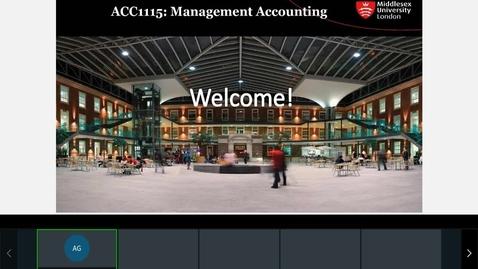 Thumbnail for entry Rec- Sep 21, 2021 4:54 PM - ACC1115 Agnes Session.mp4