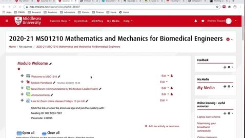Thumbnail for entry Using Minitab on Mac