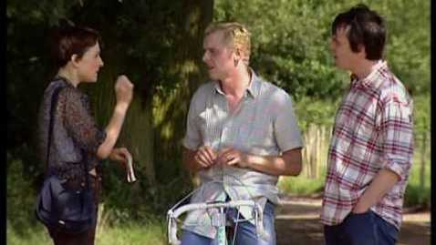 Thumbnail for entry Do You Speak English? - Big Train - BBC comedy