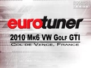 2010 Mk6 VW Golf GTI video - Col de Vence, France