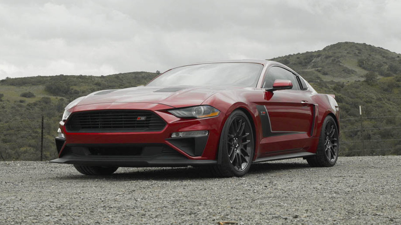 Behind the Wheel: The 2019 Roush RS3 Mustang