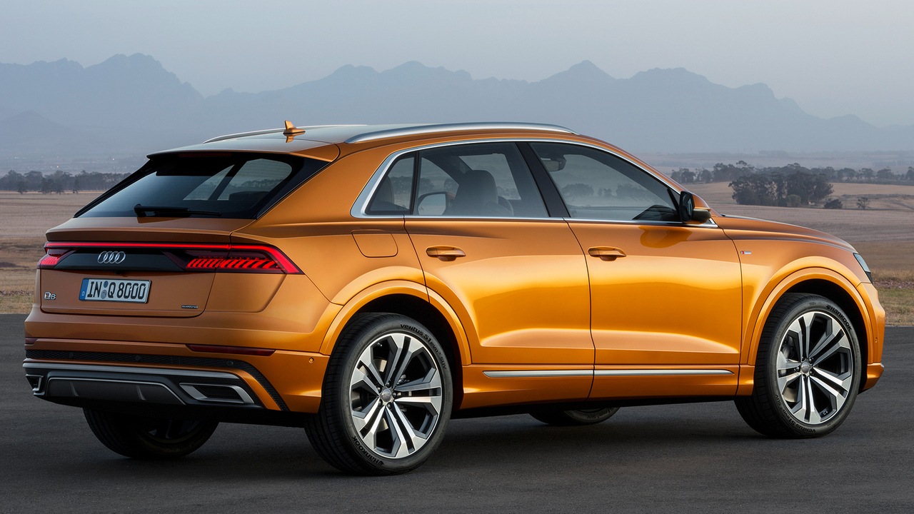 From the Press Room: the 2019 Audi Q8