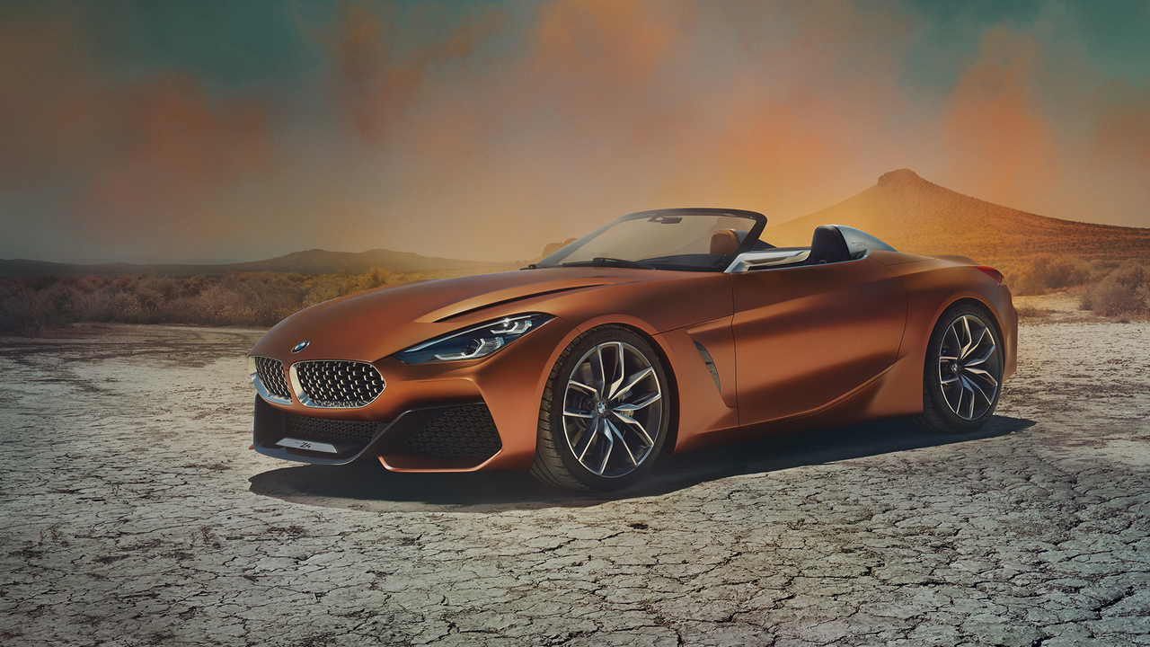 2019 Bmw Z4 Reviews Research Z4 Prices Specs Motortrend