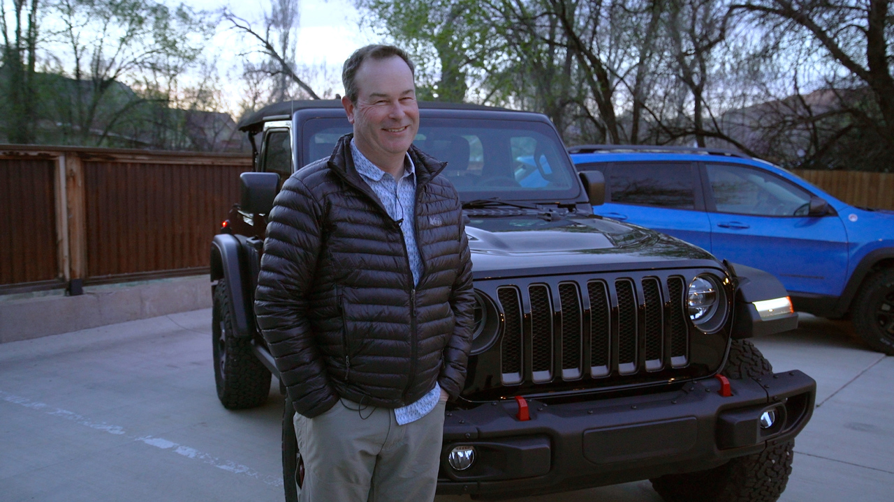 5 Questions With The Man Who Designs Jeep