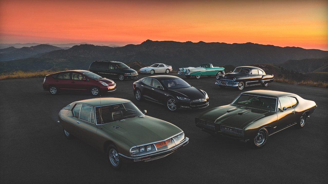 Watch This! MotorTrend Chooses the Most Significant Car of the Year From 70 Years of Winners