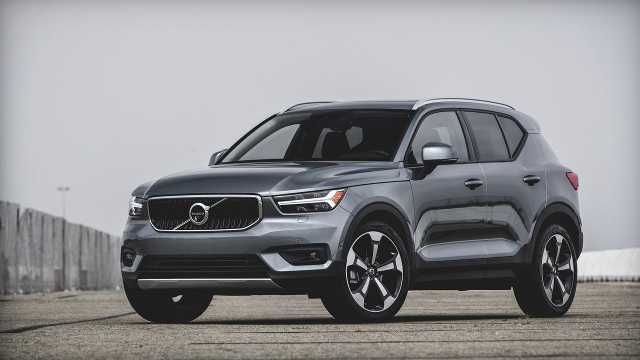 First Test: the 2019 Volvo XC40 T4