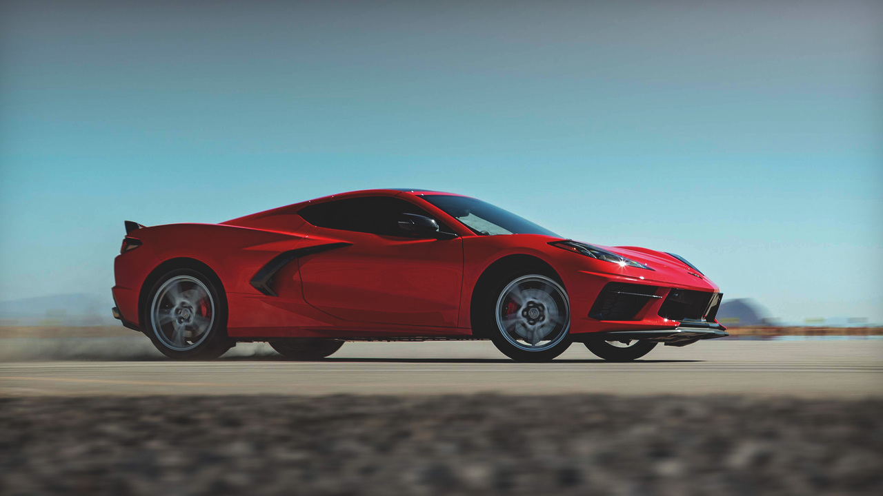The Breakdown: Corvette C7 and Two C8s at the Track