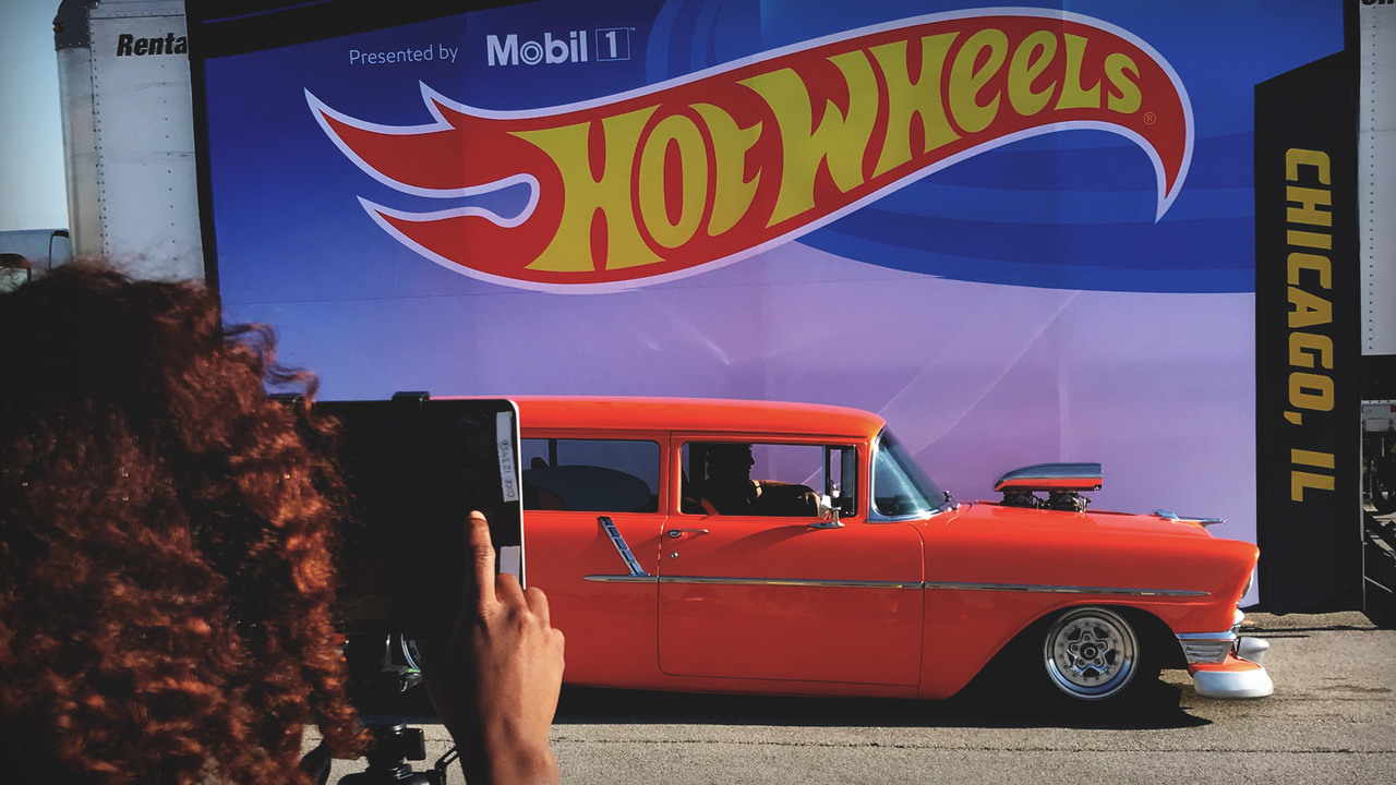 The Hot Wheels™ Legends Tour: Chicago