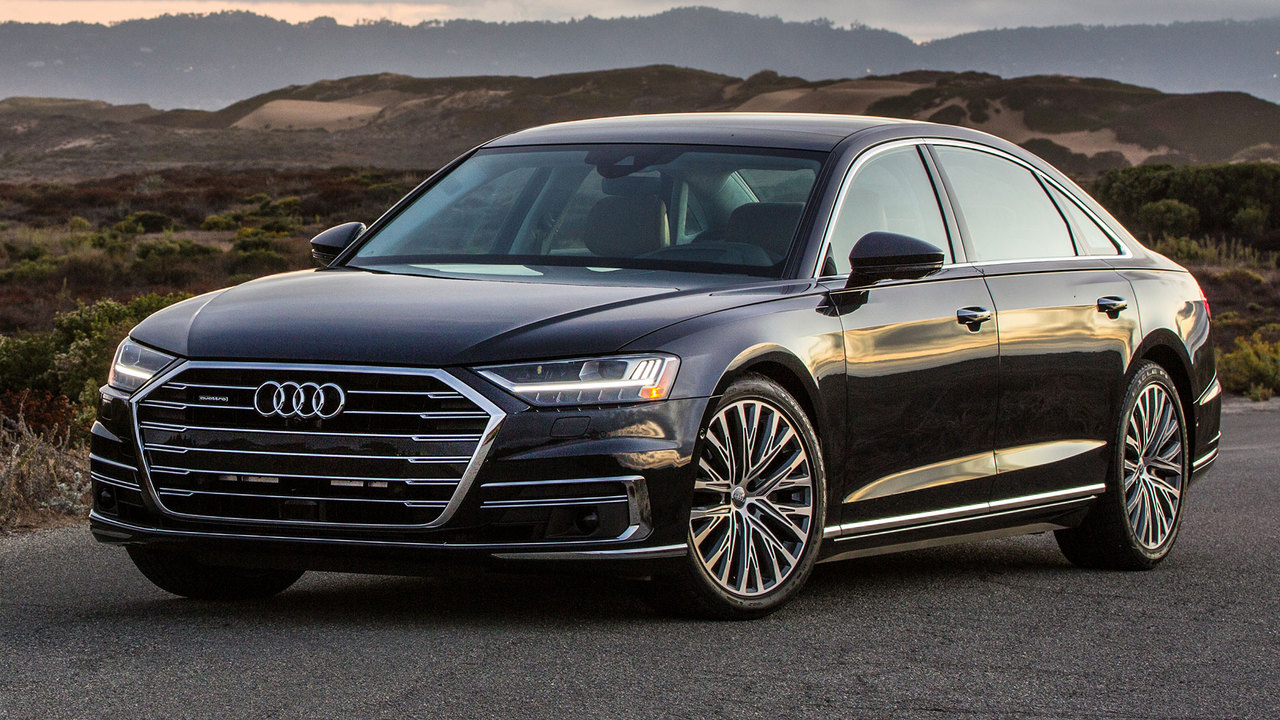 9 Reasons Why the 2019 Audi A8 L Is a Technology Leader