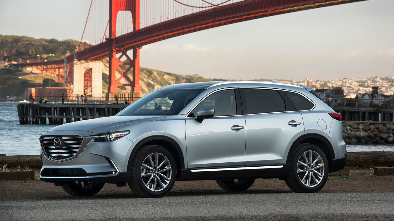 7 Reasons Why the Mazda CX-9 Is the Perfect Family SUV